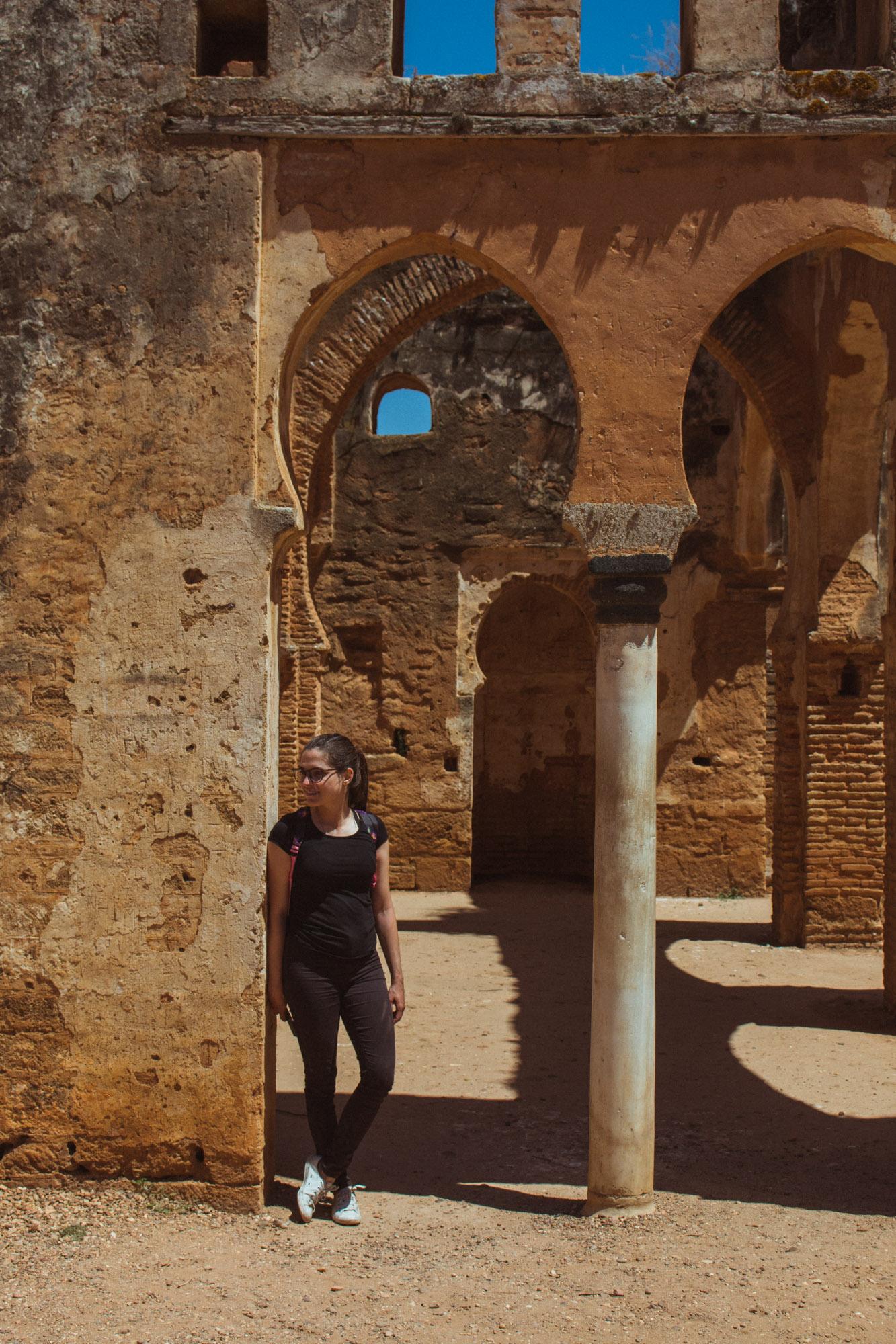 Chellah in Rabat, Marokko