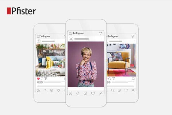 Möbel Pfister Social Media facebook |Nico Pätzel Social Media Strategie und Konzeption